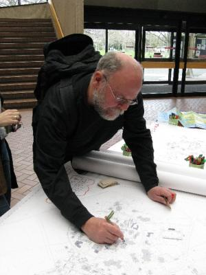 UVic Community Mapping 2008