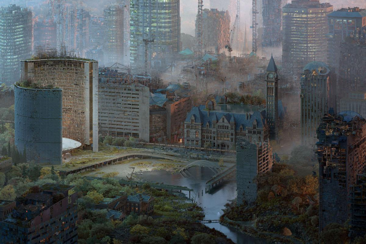 a future indigenous Toronto