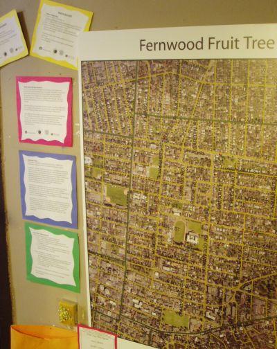 Fernwood Fruit tree