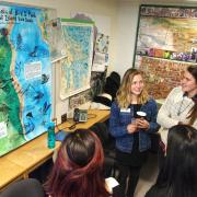 Student CEL projects showcased at UVic's IdeaFest 2017