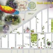 South Jubilee map
