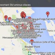 Stz'uminus Storied Places