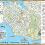 James Bay map