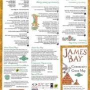 James Bay map text