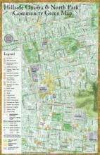 Hillside - Quadra map