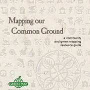 Mapping Our Common Ground front cover